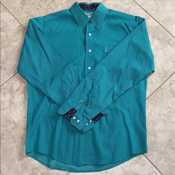 Cinch Modern Fit Western Dress Shirt